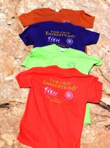 Comfy T-shirts: $20